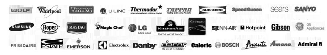 appliances-major-brands